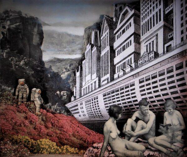 Die Wiederentdeckung der Welt von Daniel Zerbst - GaGaGallery