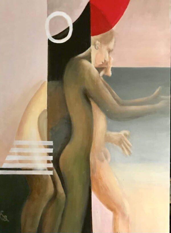 Haut von Jörg Petersen - GaGaGallery