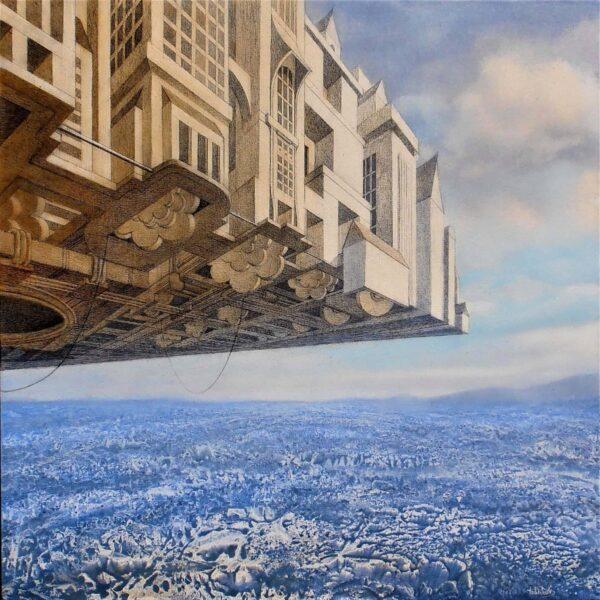 Human Ark von Daniel Zerbst - GaGaGallery