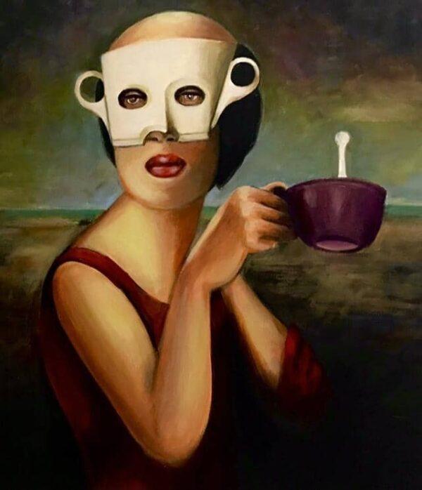 Kaffee von Jörg Petersen - GaGaGallery
