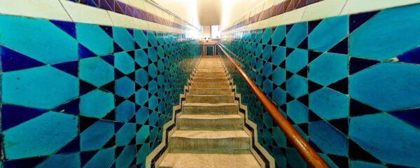 stairs von Jürgen Heck - GaGaGallery