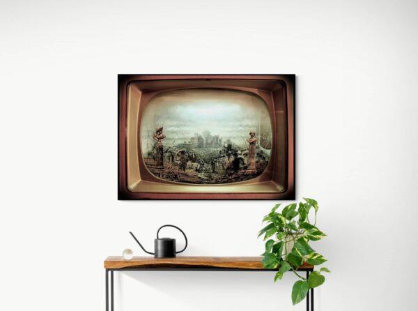 TV REM von Daniel Zerbst - GaGaGallery